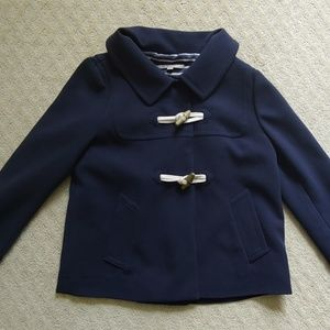 Gap Navy blue, lightweight sailor jacket